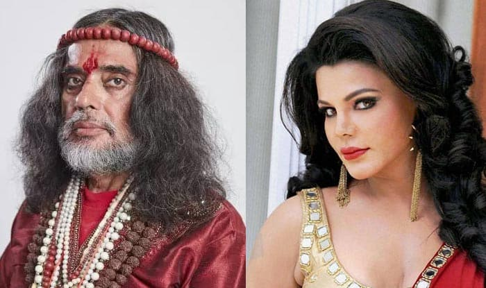 WHAT? YUCK! Rakhi Sawant wants to see Om Swami naked in Bigg Boss 10