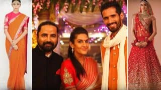 Sabyasachi out with his latest Band Baaja Bride Collection for CARMA!