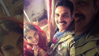 Akshay Kumar and Bhumi Pedneker need 'best wishes' for their upcoming movie 'Toilet-Ek Prem Katha'!