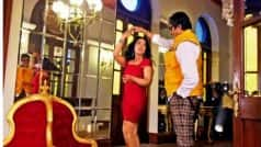 Amruta Fadnvis and Amitabh Bachchan together shoot for Music Video…