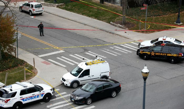 Ohio State University: Terrorism suspected in car-and-knife attack