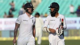 STUMPS   Live Score India vs England 1st Test Day 2: IND 63/0 (ENG 537)