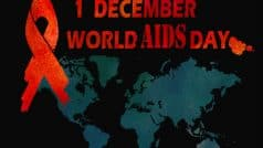 World AIDS Day 2016: History and importance of World AIDS…