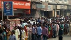 Before pay day, banks, ATMs in Punjab, Haryana face cash…