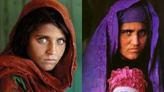 NatGeo's Afghan Girl aka Sharbat Gula not to be deported from Pakistan