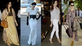 What not to wear to the airport: WORST travel avatars of Sonam Kapoor, Kangana Ranaut and Amy Jackson!