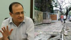 BMC commissioner Ajoy Mehta reacts over bad situation of Mumbai…