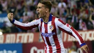 La Liga: Atletico Madrid beat Valencia 3-0, retain 4th spot; Fernando Torres watches on after head injury
