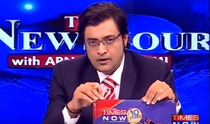 Arnab Goswami resigns from Times Now ?