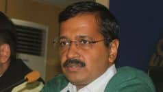 Shunglu panel trying to falsely implicate Manish Sisodia: Arvind Kejriwal