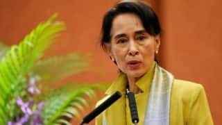 Myanmar State Councillor Aung San Suu Kyi Justifies Not Naming 'Rohingyas' in State Address