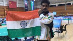 IAS officer, Suhas Yathiraj wins gold in Para-Badminton Championships