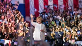 Hillary Clinton has 70 per cent chance of winning US elections: pollster