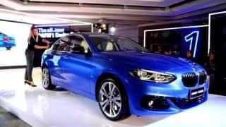 New BMW 1 Series Sedan Revealed in China with Features and Specifications