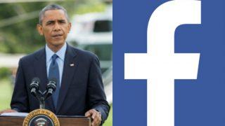 Facebook creating 'dust cloud of nonsense': Barack Obama