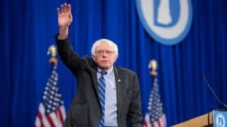 Bernie Sanders doesn't rule out 2020 White House run