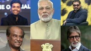 B-Town hails Narendra Modi's step to abolish Rs 500, Rs 1000 currency