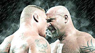 Lesnar Helped me Make WWE Comeback: Goldberg
