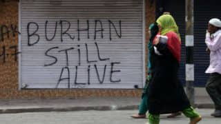 23 Kashmiri youth incline towards militancy post Burhan Wani's death