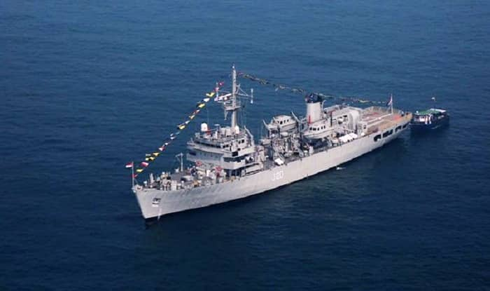 INS Darshak successfully completes hydrographic survey of Tanzanian port