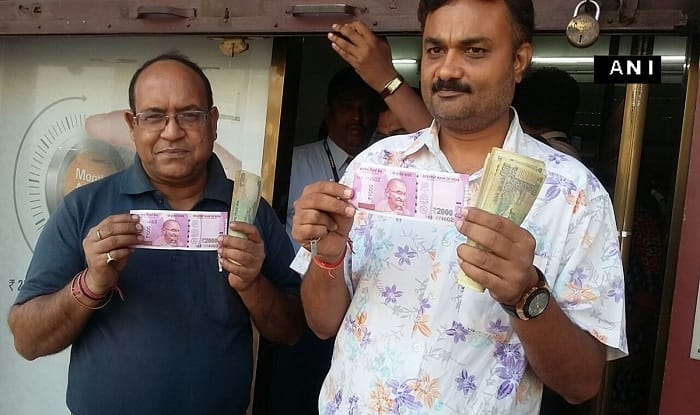 Does the new ₹2000 notes have in-built Nano-GPS chips technology?