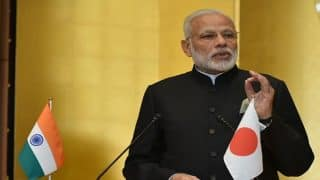 Narendra Modi pitches for strong Asian geopolitics, calls for enhanced cooperation between Japan and India