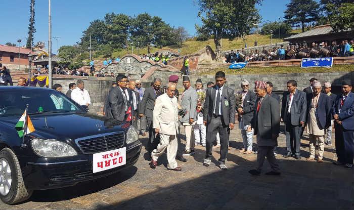 President Pranab Mukherjee's trip successful in building mutual trust says, Nepal cabinet