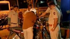 Mumbai: Two policemen injured after a tempo rammed into a…