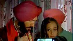 Visuals from Yuvraj Singh & Hazel Keech's wedding ceremony at…