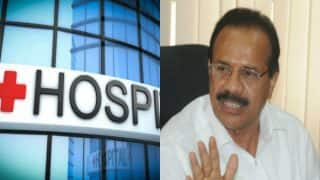 Hospital refuses to hand over brother's body to Union Minister D V Sadananda Gowda, asks for new notes