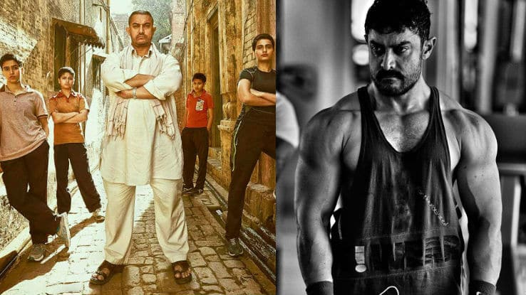 Aamir Khans Dangal Watch Aamirs Before And After Body