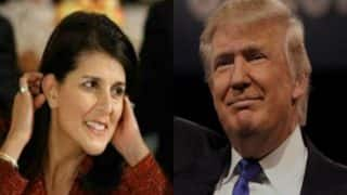 Nikki Haley to meet Donald Trump, considered for Secretary's post
