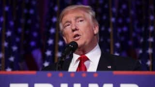 Companies leaving US will face 'consequences': Donald Trump