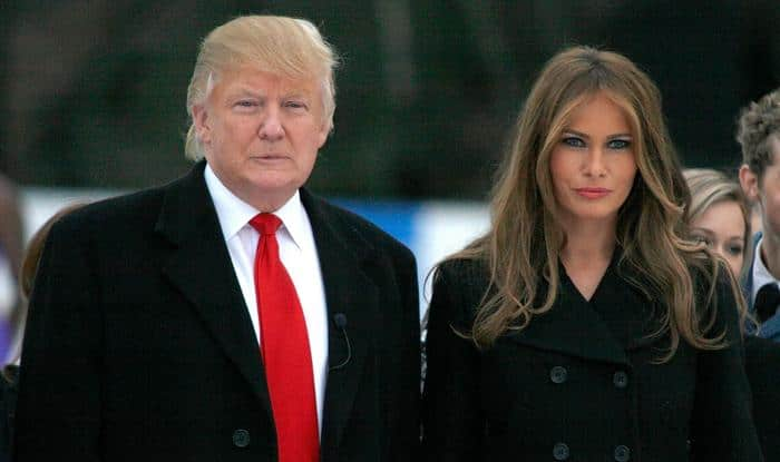 Melania Trump hits campaign trail for first solo event