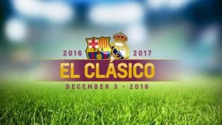 FC Barcelona vs Real Madrid: Match to be screened live in Delhi and Mumbai, by La Liga