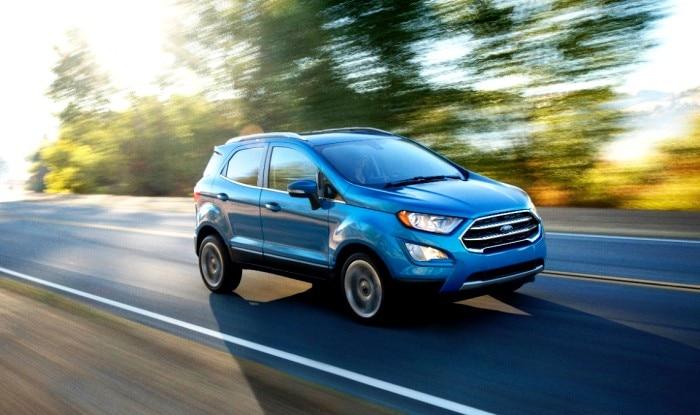 Ford EcoSport 2017 Facelift