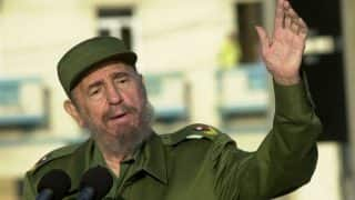 Thousands of Cubans hold mass rally, remember Fidel Castro