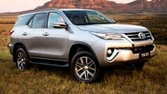 New Fortuner and Innova Crysta drive Toyota India to 10…
