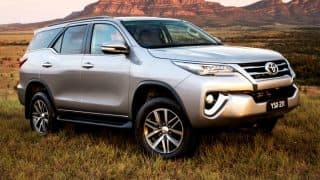 New Toyota Fortuner 2016 launch LIVE Blog: Get Live updates, expected Price, Features & Specifications