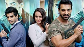 Force 2 quick movie review: This John Abraham- Sonakshi Sinha film is high on action and drama!