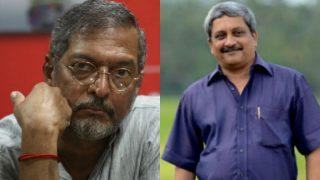 Manohar Parrikar is a friend and I am proud of it: Nana Patekar
