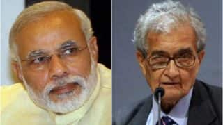 Amartya Sen criticises demonetisation drive, says Narendra Modi declared all Indians 'crook'