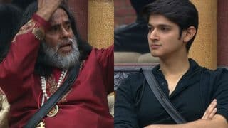 Bigg Boss 10, Day 41: Rohan Mehra's father loses cool over Om Swami's absurd behavior