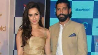 Haseena: The Queen of Mumbai: Here is the REAL story behind Farhan Akhtar & Shraddha Kapoor's meeting on sets of the film!