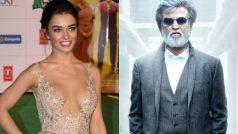 Rajinikanth gets nervous about media: Amy Jackson