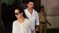 Malaika arora khan and Arbaaz khan to divorce in may…
