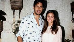 Do Sidharth Malhotra and Alia Bhatt have their parents' approval?