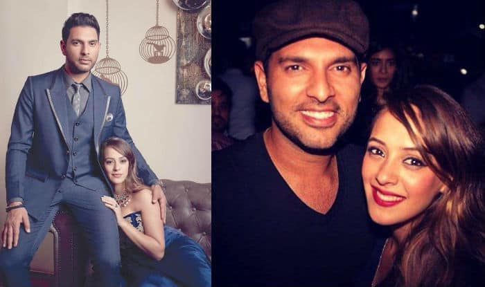 Check Out Yuvraj Singh And Hazel Keech's Funky Wedding Invite