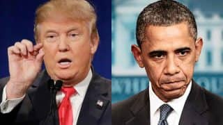 Donald Trump recognises campaigning is different from governing: Barack Obama