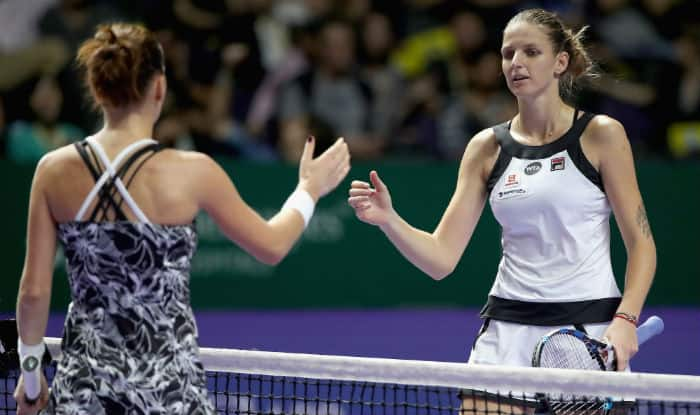 Pliskova downs Mladenovic in epic to give Czechs 1-0 lead